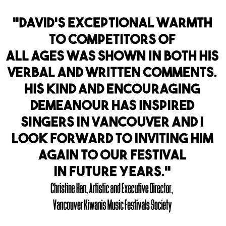 vancouver Kiwanis quote